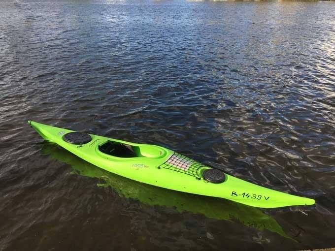 1er kayak rental