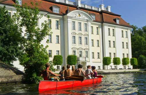 Köpenick Canoe Tour Green Southeast