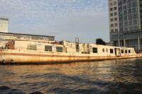 Altes Boat in der Spree